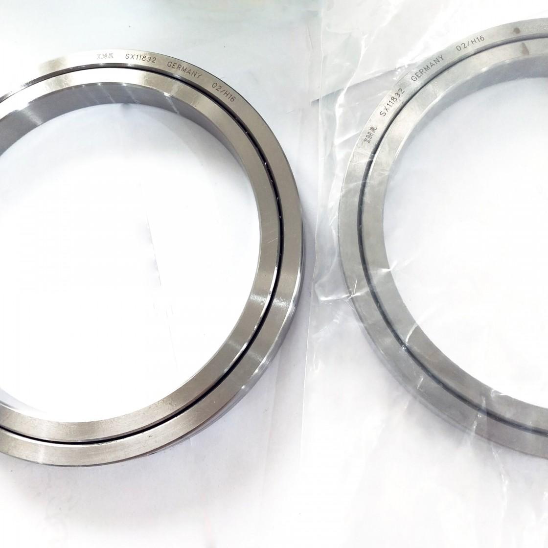 80 mm x 110 mm x 57 mm  INA SL12 916 Rolamentos cilíndricos