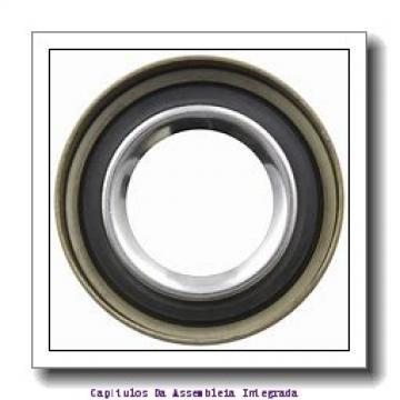 HM124646-90116  HM124616XD  Cone spacer HM124646XC Unidades compactas de rolamento de FITA